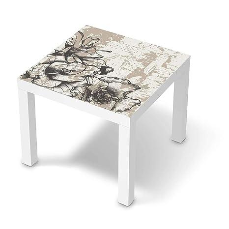 creatisto Möbeltattoo passend für IKEA Lack Tisch 55x55 cm I Möbelaufkleber  - Möbel-Folie Tattoo Sticker I Wohn Deko Ideen für Esszimmer, Wohnzimmer -  ...