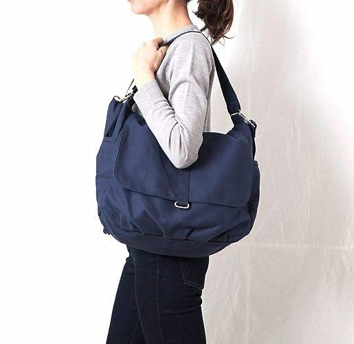 e0458b4c0e83 Amazon.com: Everyday messenger bag with organizer pocket, Back to ...