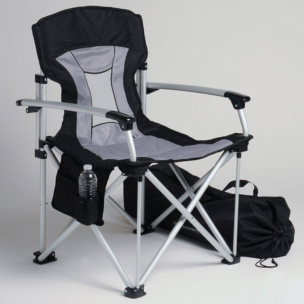 Fabulous West Coast Corvette Corvette Travel Chair With C7 Logo Black Gray Stingray Logo Ibusinesslaw Wood Chair Design Ideas Ibusinesslaworg