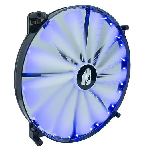 NitroPC - Ventilador 200mm con 35 Leds Color Azul *REBAJA Promocional refrigeración e iluminación de Ordenadores Gaming Gracias a éste Ventilador para ...