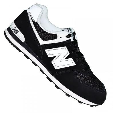 info pour 5c122 01e9a New Balance - Basket Sneakers - Femme - Nb 574 Skg - Noir ...