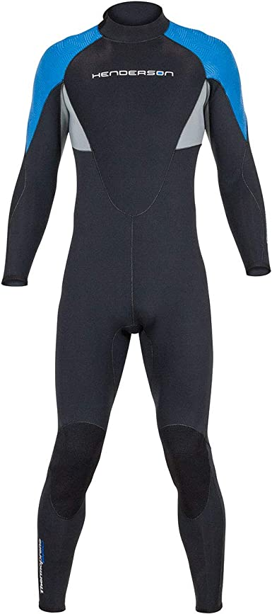 Henderson Thermoprene Neoprene Wetsuit 7mm Men Scuba Snorkel Freediving LT