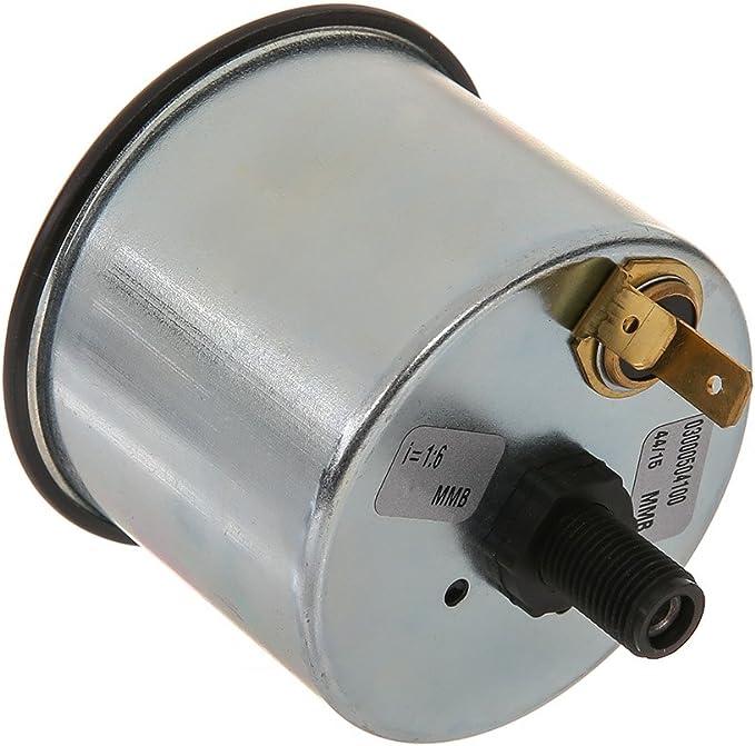 Mmb Drehzahlmesser 12v Mit Beleuchtung Und Masseanschluss ø 60mm Auto