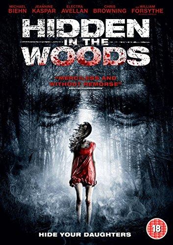 Hidden in the Woods [DVD]