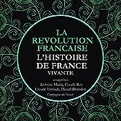 La Révolution Française : de La Convention au Directoire, 1792 à 1799 (L'Histoire de France Vivante) | Frédéric Nort