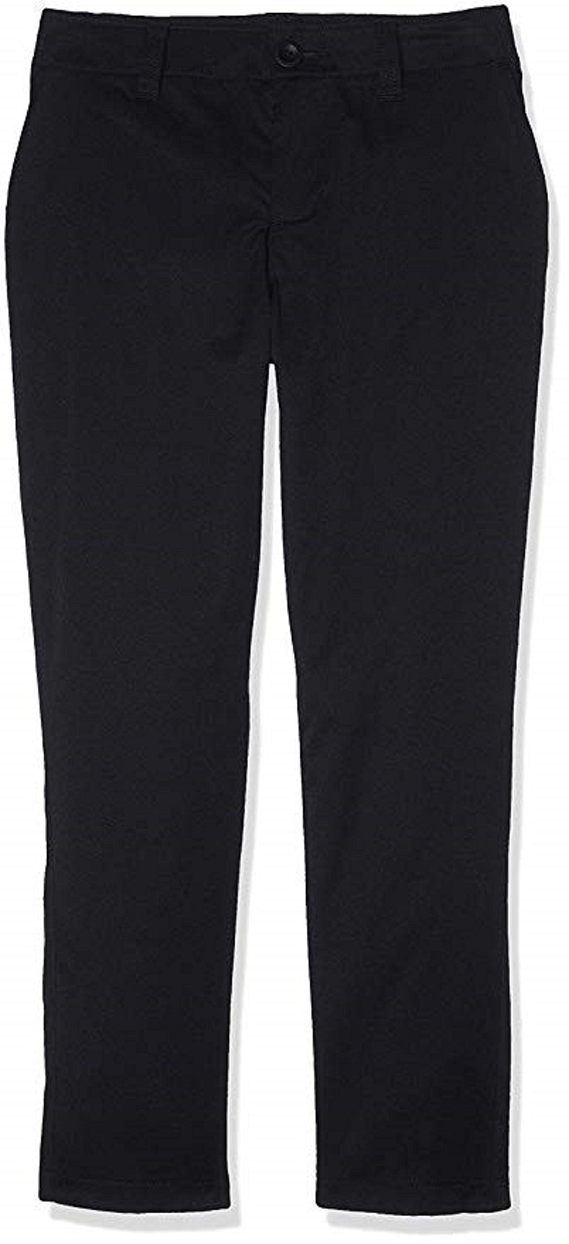 Under Armour Boys Youth Match Play Golf Pants Trousers Style 1290353 Black Grey Size 8 by Under Armour