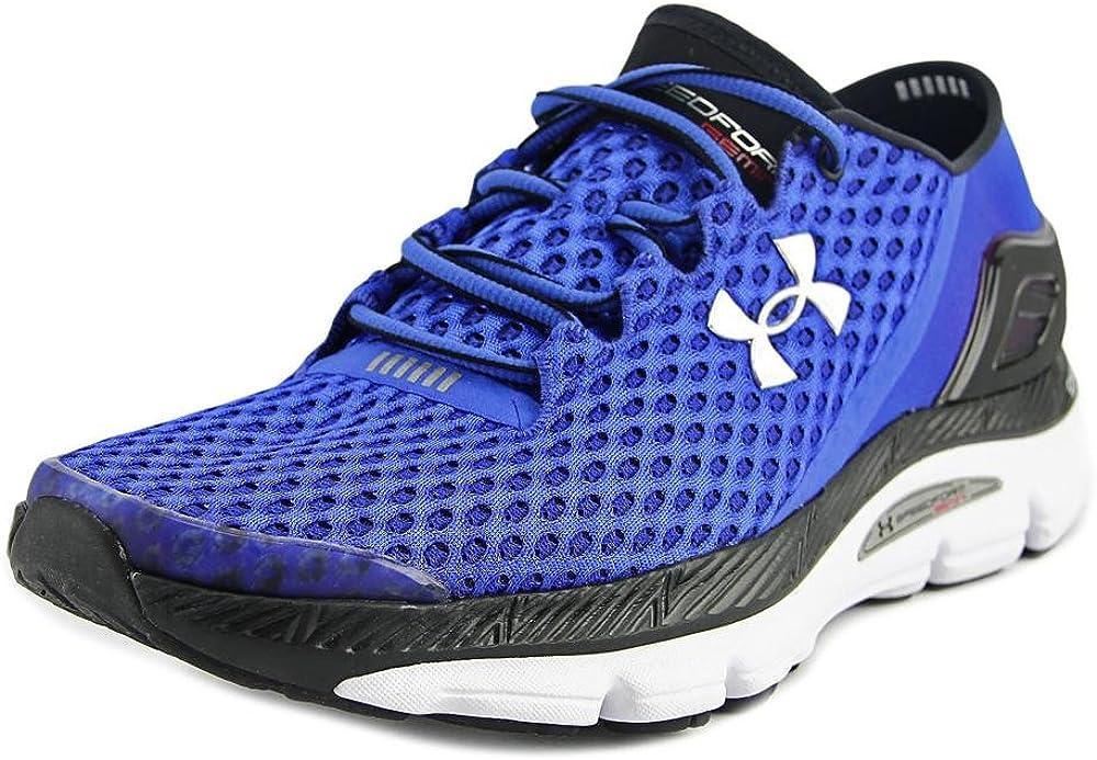 Under Armour Mens Team Speedform Gemini Trainers 10 US Royal/Silver: Amazon.es: Zapatos y complementos