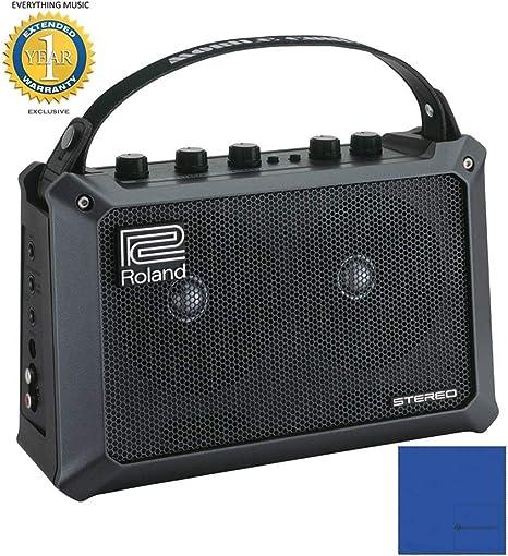 Roland Estéreo con alimentación por batería móvil Cubo ...
