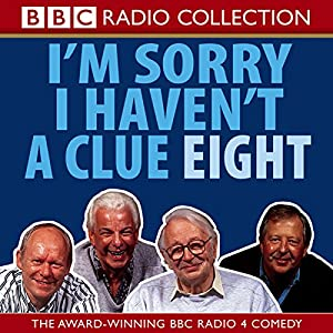 I'm Sorry I Haven't a Clue, Volume 8 Radio/TV Program