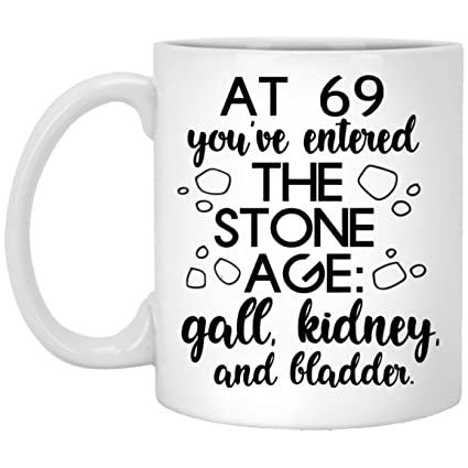 69th Birthday Gifts For Women Sixty Nine Years Old Men Gift Happy Funny 69 Mens Womens