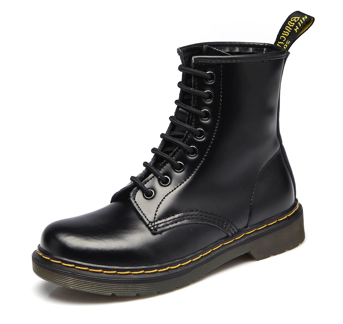 uBeauty - Bottes Femme - B016MZX7WY - Martin Bottes Classiques - Boots Flattie Sport - Chaussures Classiques - Bottines À Lacets Noir A 70a9cfd - reprogrammed.space
