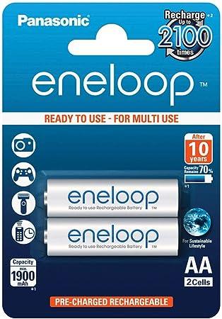 Panasonic Eneloop Ready To Use Ni Mh Battery Aa Elektronik