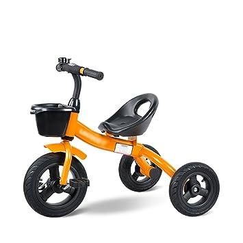 Amazon.com: Tricycle 3 ruedas para cochecito de bebé de 2 ...