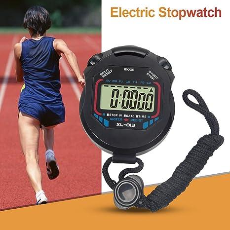 Atleti Calendario.Winner Sport Cronometro Timer Professionale Palmare Digitale Lcd