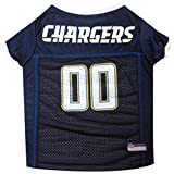 Pets First NFL San Diego Chargers Jersey, X-Small