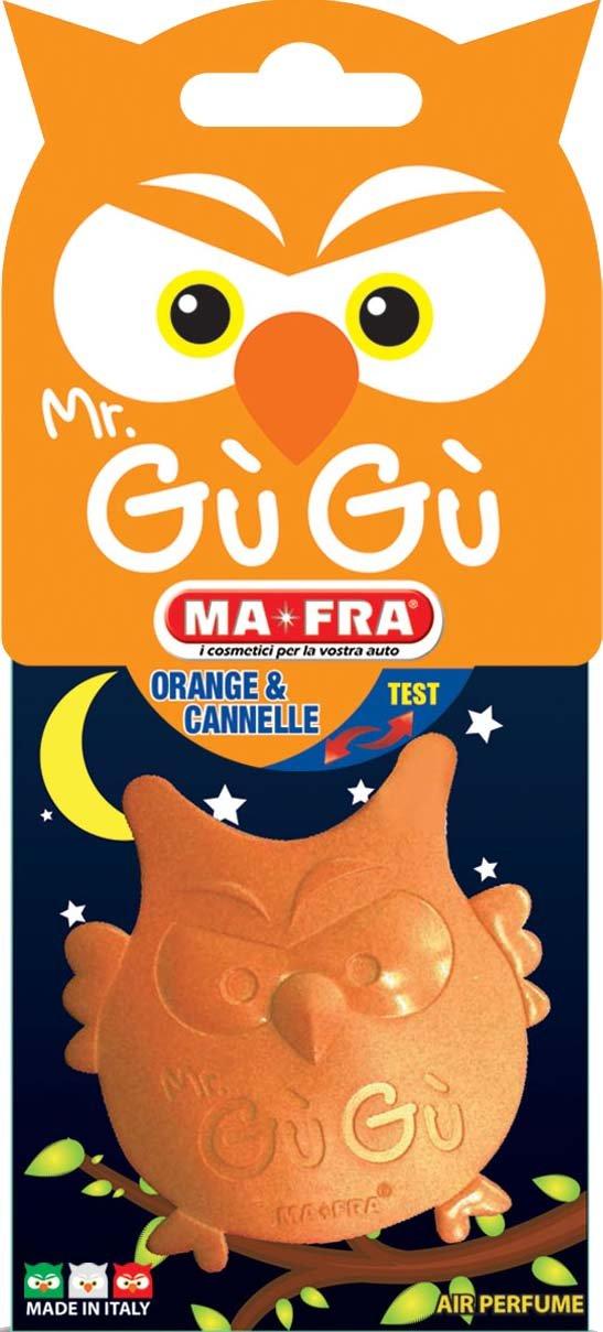 PROFUMATORE GURU ARANCIONE/ORANGE ORANGE/CANNELLE Mafra