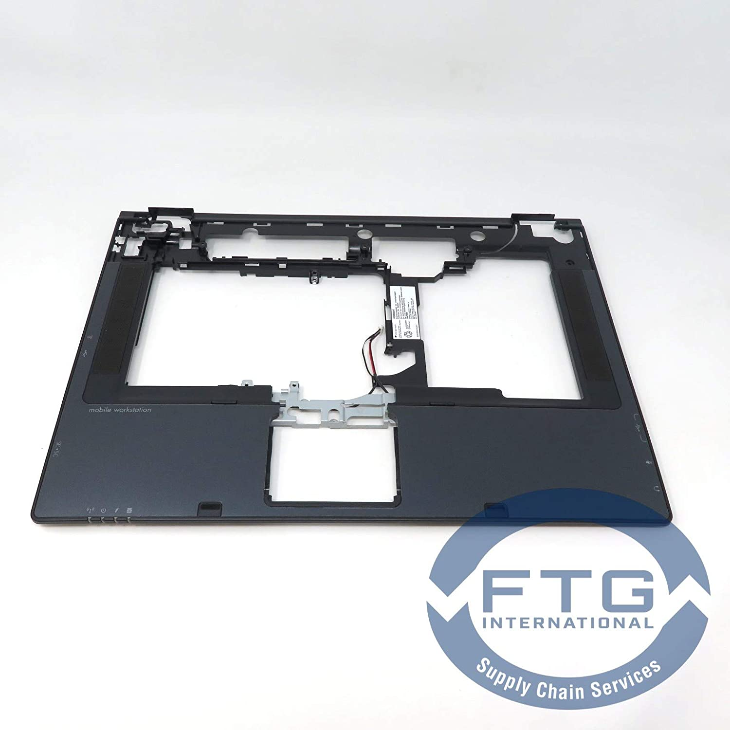 PF1007DTP002 HP nw8440 TOP Cover w Speakers 418807-001