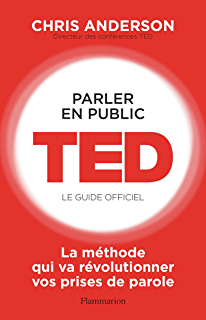 ted talks the official ted guide to public speaking english