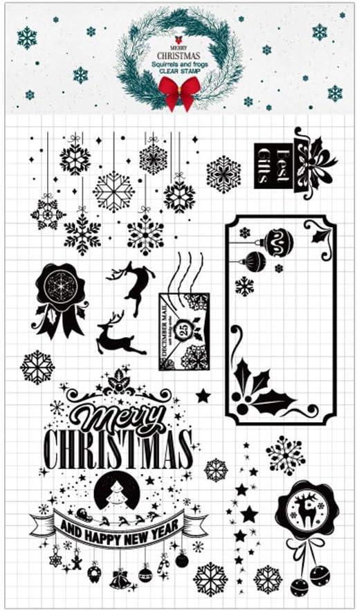 Weihnachten Schneeflocke Haus Stencil Cutting Dies Scrapbooking Karten Handwerk