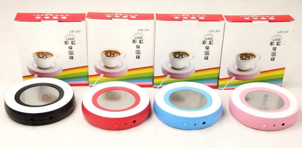 Beverage Warmer | USB Coffee/Tea Cup/Mug Warmer | Keep your Coffee or Tea drink warm for longer time by Ehome (Image #1)
