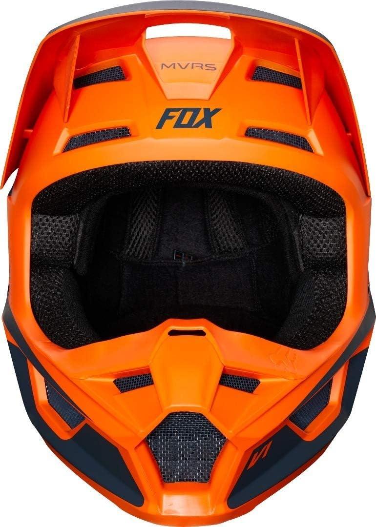 Przm Orange Fox Racing 2019 Youth V1 Helmet Medium