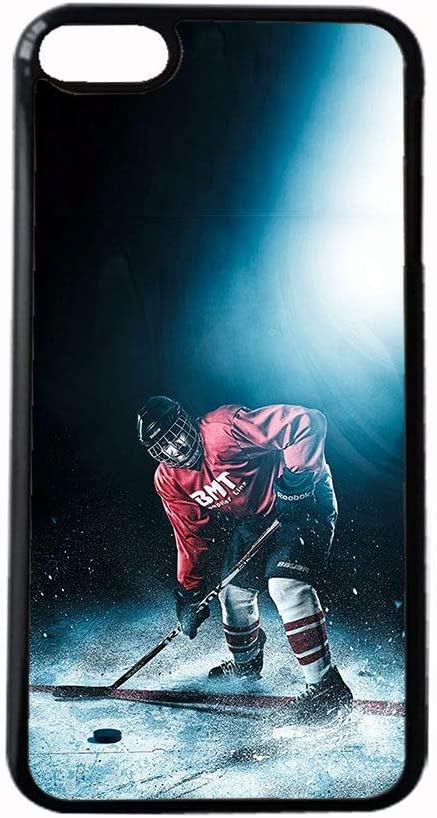 Printing Hockey 3 Specificity Shells Pc for Man Compatible to iPhone 6 Plus 5.5Inch Choose Design 128-5