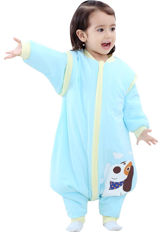 最高品質の O.C.E Baby SLEEPWEAR L ユニセックスベビー L Blue Baby Blue Thick B076P46T7S, Phone's mart:d7921b85 --- agiven.com