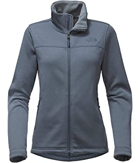 514a50c5b The North Face Womens Agave Full Zip Jacket: Amazon.ca: Sports ...