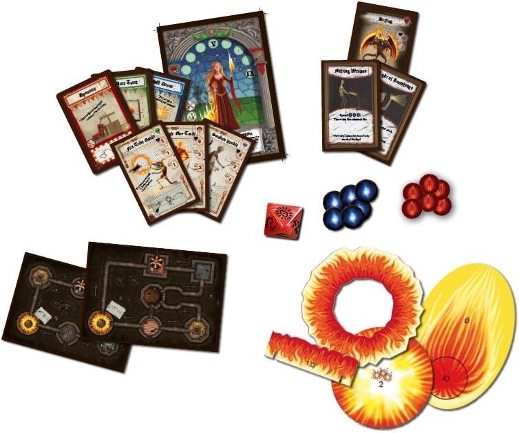 Dungeon Fighter: Fire at Will: Iello: Amazon.es: Juguetes y juegos