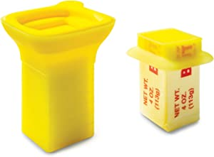 Fusionbrands 8127 ButterEasy Butter Spreader, One Size, Yellow