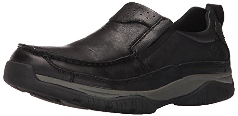 Propet Men's Felix Shoe Black 12 X (3E) & Oxy Cleaner Bundle