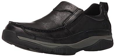 Propet Men's Felix Shoe Black 10.5 X (3E) & Oxy Cleaner Bundle