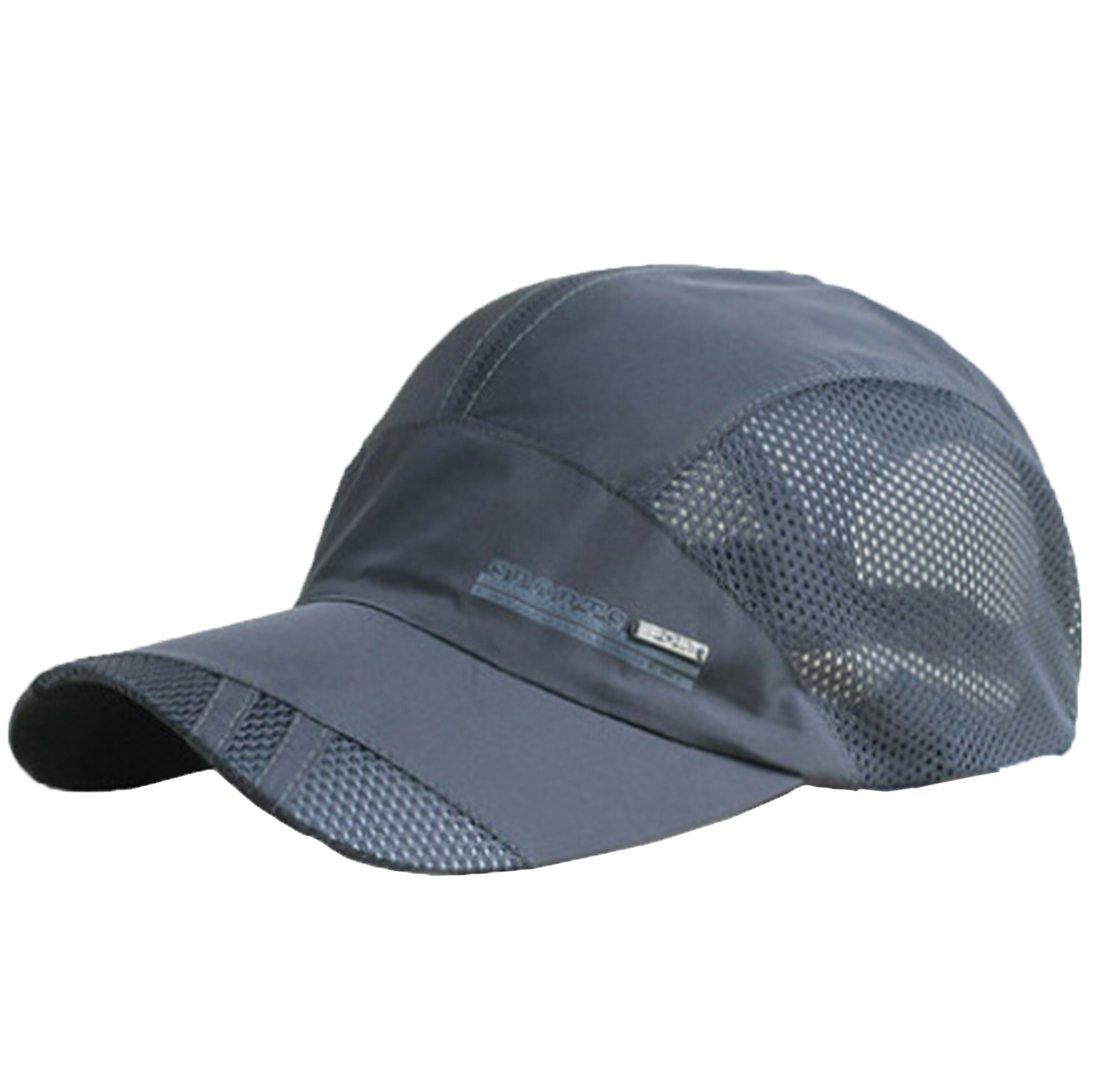 Boomly Estivo Unisex Traspirante Outdoor Asciugatura Rapida Berretto da baseball da sole Cappello Estivo da sole Casuali Cappello