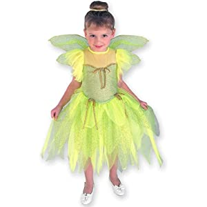 Tinkerbell costume for toddlers