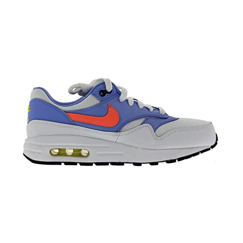 wholesale dealer 98355 2149b Nike Girls  Air Max 1 (GS) Competition Running Shoes Multicolour Size  6