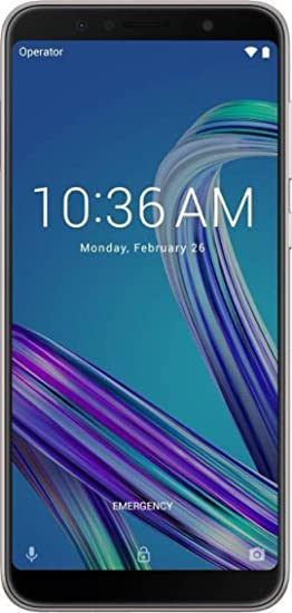 Asus Zenfone Max Pro M1 Grey 6gb Ram 64gb Storage Amazon In