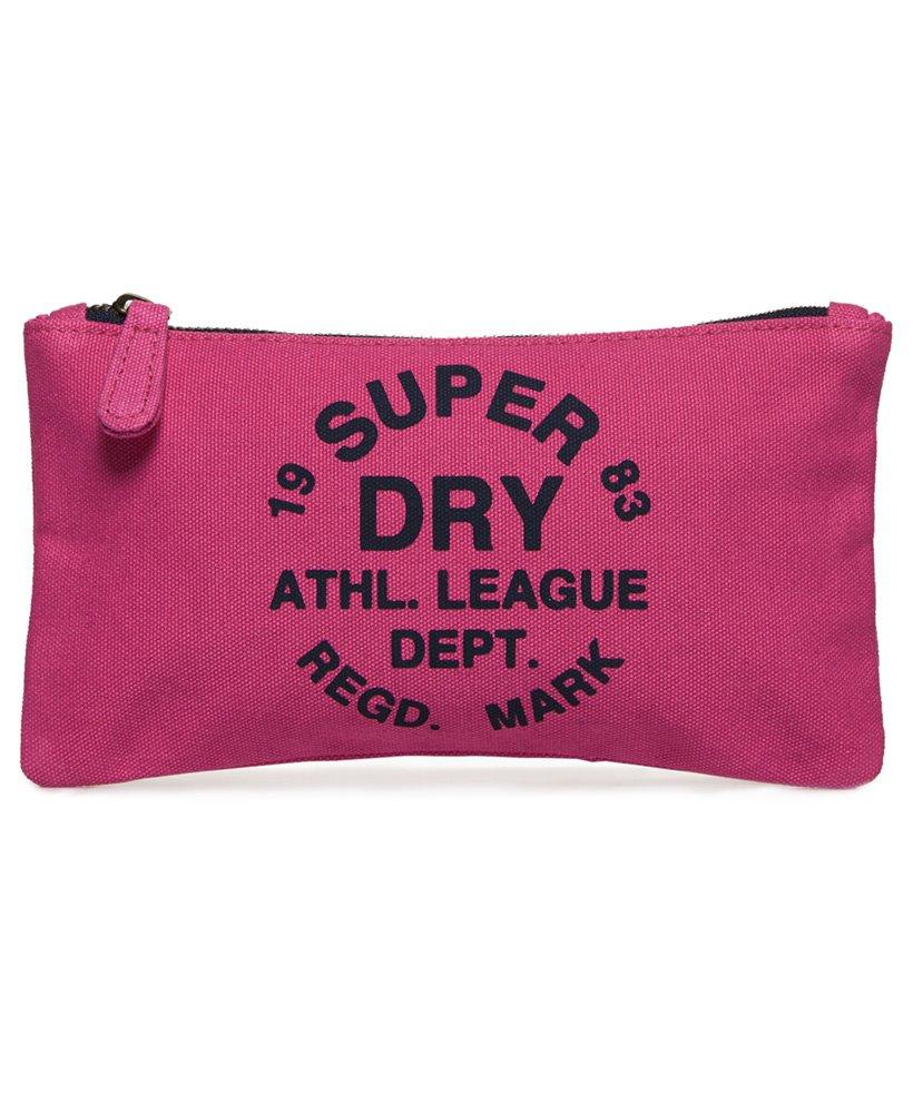 Superdry Athletic League Trousse en rose