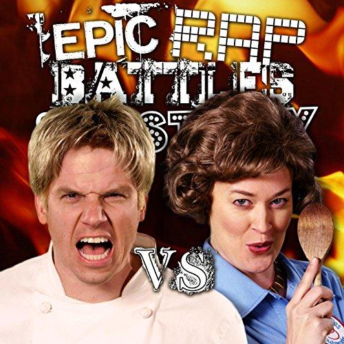 Gordon Ramsay vs Julia Child [...
