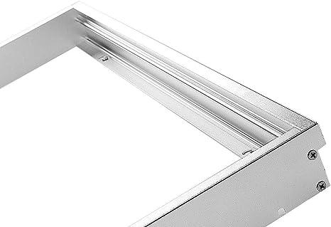 Einbaurahmen für LED-Panels 120x60cm Einbaurahmen für LED-Panels