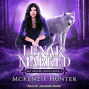Lunar Marked Audiobook