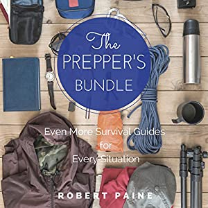 The Prepper's Bundle Audiobook