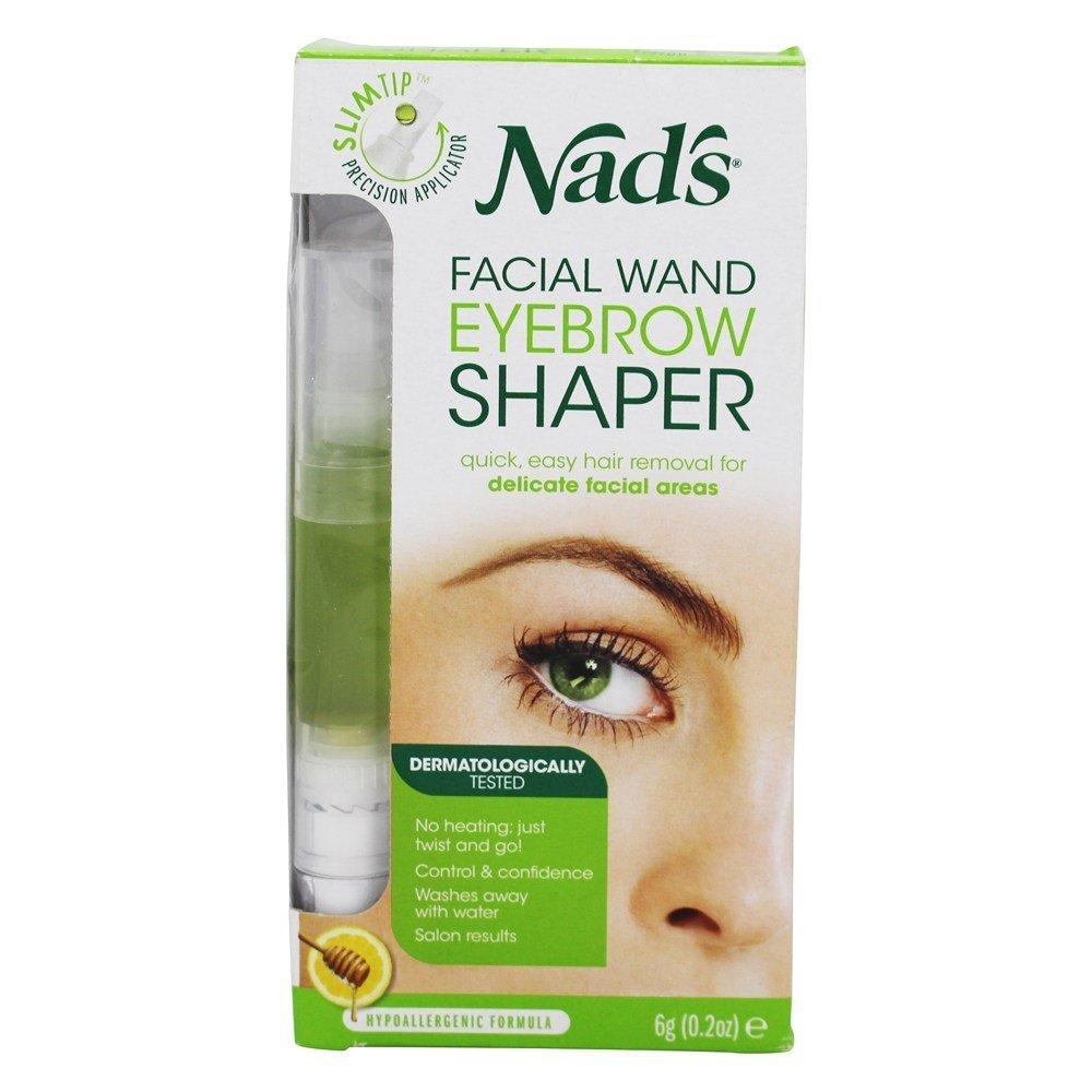 Amazon Nads Facial Wand Eyebrow Shaper 02 Oz Beauty