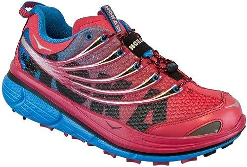 HOKA Kailua - Zapatillas de running para mujer, color rosa y PE 2016, Rosa (rosa), 36 EU: Amazon.es: Zapatos y complementos