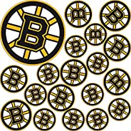 Boston Bruins Team NHL National Hockey League Sticker Vinyl Decal Laptop Water Bottle Car Scrapbook (Type 3 -