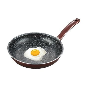 Deslon omelet Pan antiadherente cuarzo Maifan saludable sartenes de piedra 10.24 Pulgadas