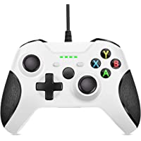 $31 » Xbox One Controller, VOYEE Designed Enhanced Wired Controller for Microsoft Xbox One/X/S/Elite