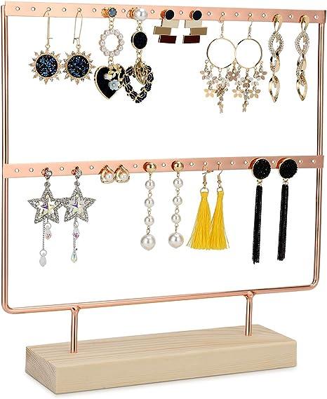 earring organizer wood earring rack earring displa earrings rack earring holder earring stand stud earring holder earring jewelry box
