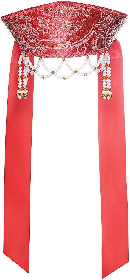 Disfraz folklórico ruso tradicional - Tocado Kokoshnik