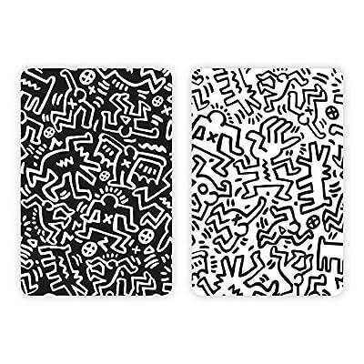 Keith Haring Playing Card Set: Toys & Games