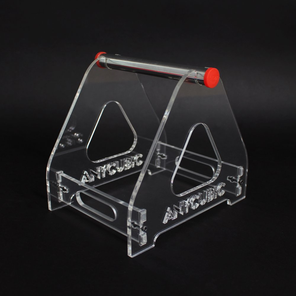 Anycubic 1 Spool Acrylic 3D Printer Filament Holder Tabletop Mount Rack AC-3D462